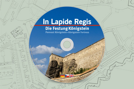DVD-Cover IN LAPIDE REGIS