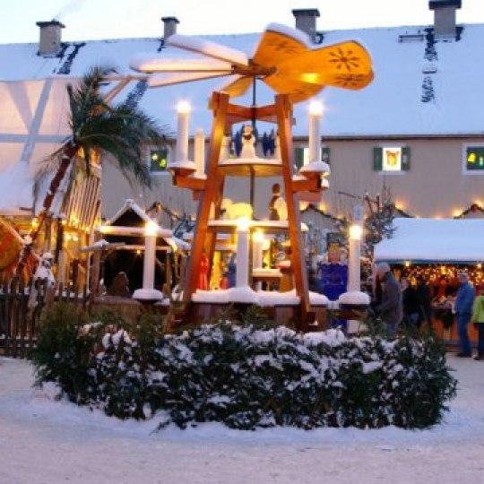 22. Historisch-Romantischer Weihnachtsmarkt