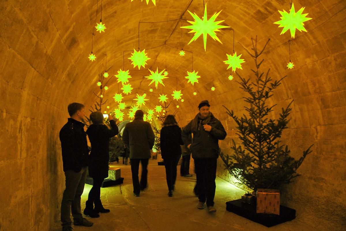 Historisch-romantischer Weihnachtsmarkt \